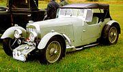 Aston Martin Mk II 1935