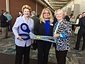 At the ribbon-cutting ceremony for the new Blue Water Convention Center in Port Huron. (17243423382).jpg
