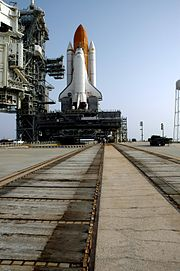 Atlantis at the pad 2