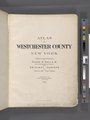 Atlas of Westchester County. New York. Prepared under the direction Joseph R. Bien, E.M. Civil and Topographical engineer from original surveys and official records. Published by Julius Bien and NYPL2056266.tiff