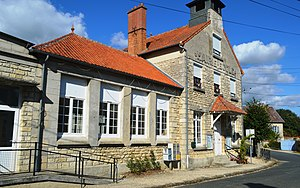 Aubigny-en-Laonnois - The Town Hall