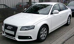 2008 Audi A4 sedan