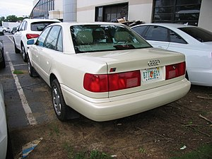 Audi S6 - Audi S6 sedan