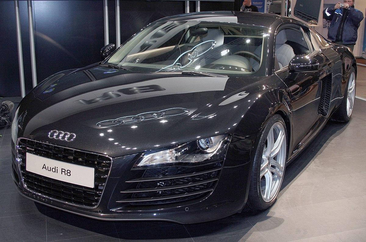 Audi R8 Gatebil Wikipedia
