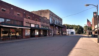 National Register of Historic Places listings in Woodruff County, Arkansas - Image: Augusta, AR 005
