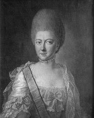 Augusta Dorotea, 1749-1810, prinsessa av Braunschweig-Wolfenbüttel