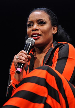 Aunjanue Ellis - Ellis at event of The Book of Negroes in TIFF Bell Lightbox in 2015