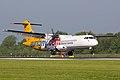 Aurigny ATR72 G-VZON (7268858968) (2).jpg