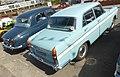 Austin A60 Cambridge (1964) & Rover 80 P4 (1959) (35584338714).jpg