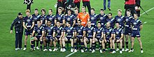 Australia squad, 2010 International Rules Series.jpg
