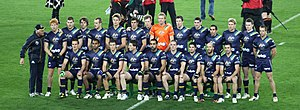 Australia international rules football team - Australia squad, 2010 International Rules Series