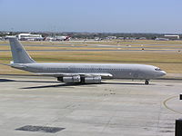 Australian air force 707-368C (code A20-261) Perth International Airport Australia.jpg