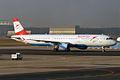Austrian Airlines, OE-LBA, Airbus A321-111 (16430552816).jpg