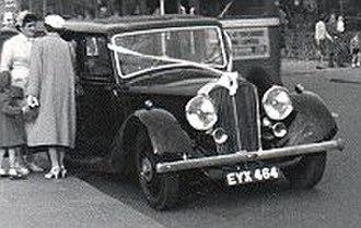 Autovia - EYX 464 around 1963 No higher resolution available