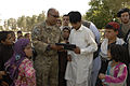 Award of appreciation at a park in Kandahar.jpg