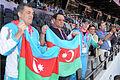 Azerbaijani fans at the 2012 Summer Paralympics.jpg