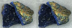 meaning of azurite