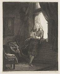 Portrait de Jan Six (gravure)