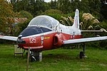 BAC Jet Provost T.5A 'XW419 125 CF' (26061724148).jpg
