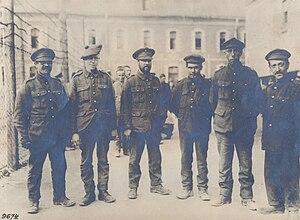 Sliven prisoner of war camp - Allied prisoners of war in Bulgaria.