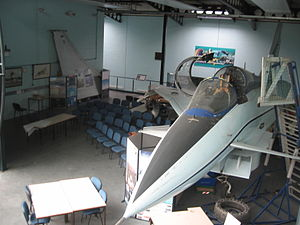 British Aerospace EAP - EAP at Loughborough University