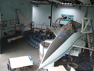 British Aerospace EAP - EAP at Loughborough University