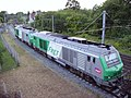 BB 75464 and BB 75448 - Freight train, France.jpg