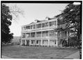 BERNARD ROAD, VIEW OF QUARTERS -37-29 FROM SOUTH - Fort Monroe, Hampton, Hampton, VA HABS VA,28-HAMP,2-6.tif