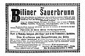 BILINER SAUERBRUNN, newspaper advertising from 1900.jpg