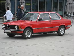 BMW 316-E21 Front-view.JPG