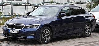 BMW 3 Series Motor vehicle
