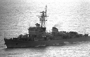 Type 053 frigate - Image: BNS OSMAN (F 18)