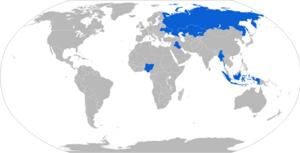 BTR-4 - BTR-4 operators map