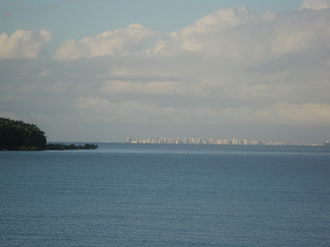 São Luís Island - São Marcos Bay and São Luís