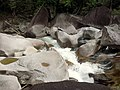 Babinda Boulders - top of the treacherous chute.jpg