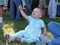 Baby sign language, 2009.jpg