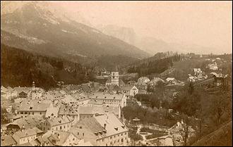 Bad Aussee - Bad Aussee in 1892