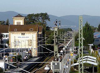 Böhl-Iggelheim station