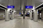 Bahnhof Flughafen Wien Schwechat Bahnsteig 001.jpg
