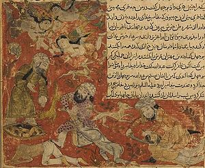 Battle of Badr - The death of Abu Jahl, and the casting of the Meccan dead into dry wells