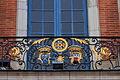 Balconie of the Capitole de Toulouse 11.JPG