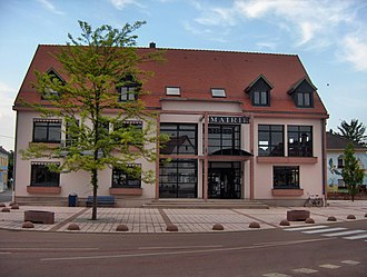 Baldersheim - Baldersheim Town Hall