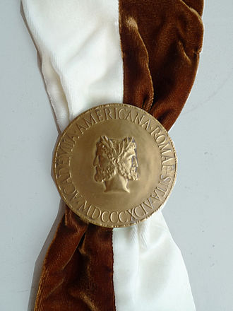 Rome Prize - Baldric of the American Academy in Rome