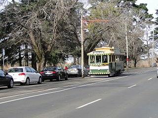 Ballarat Tramway Museum Tram museum in Ballarat, Victoria