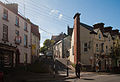 Ballinasloe Church Hill as seen from Society Street 2010 09 15.jpg