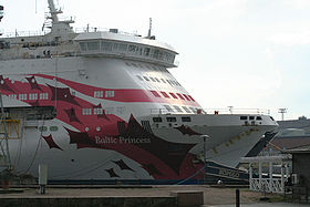 Image illustrative de l'article Baltic Princess (ferry)