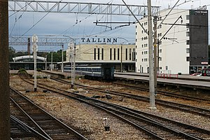 Balti jaam - Image: Baltijaam 0808