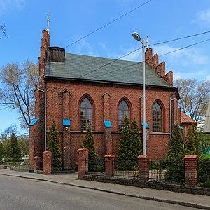 Baltiysk - Old church