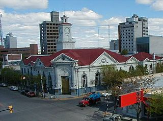 City in Chubut, Argentina