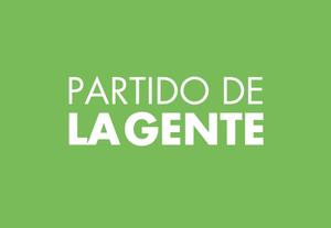 Partido de la Gente - Image: Bandera Partido de la Gente